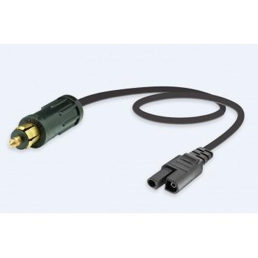 Câbles avec fiches DIN D....