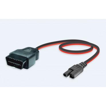 Câbles avec prise OBD II