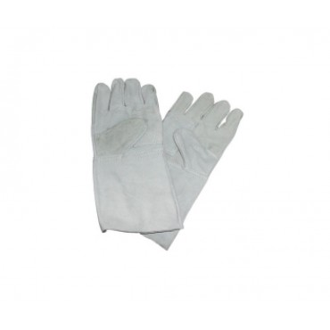 LEATHER PROTECTIVE GLOVES...